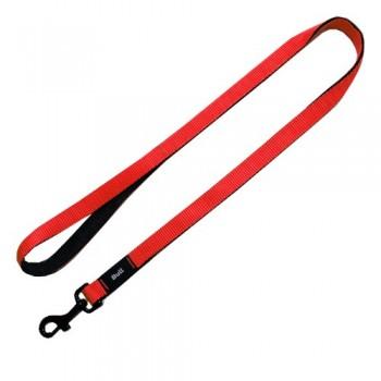 Correa nylon rojo