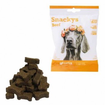 Snackys blandos Buey