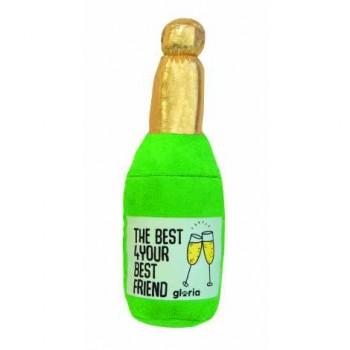 Champagne peluche